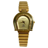 GUCCI gold chain Watch