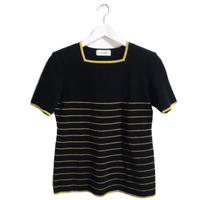 Yves Saint Laurent gold line tops