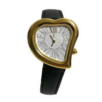 YSL heart motif vintage Watch