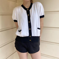 Ferragamo summer knit tops (No.4452