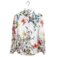 flower design shirt