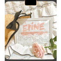 """EPINE"" rose lace ART"