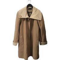 【スペシャルプライス】bi-color wool coat beige