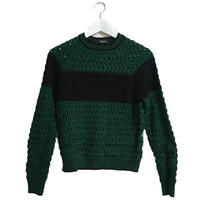 original design knit green
