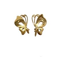 butterfly motif earring(No.4391)