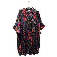 flower long shirt