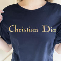 Dior logo embroidery tee (No.3463)