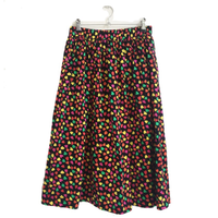 Yves Saint Laurent  heart design skirt