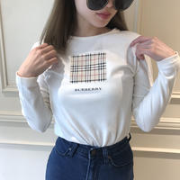Burberry square design tops(No.B3)