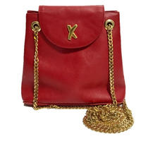 Paloma Picasso chain shoulder bag