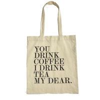My DEAR. tote bag
