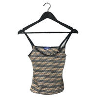 Burberry check design camisole