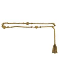 fringe chain belt