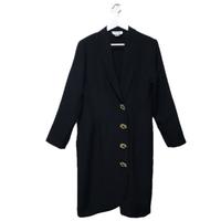 design botton long jacket