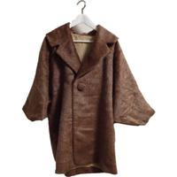 【スペシャルプライス】design fur coat blown