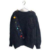 bijou tassel design knit