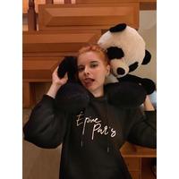 Épine paris hoodie black