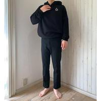 épine embroidery star hoodie black Msize