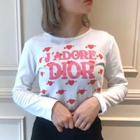 Dior Heart logo design tops(No.4269)