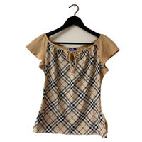 Burberry  check ribbon design tops(No.3280)