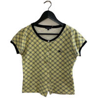 Burberry check design tops(No.2897)