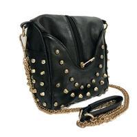 studs chain bag