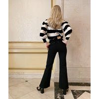 épine high-waist vell jeans black
