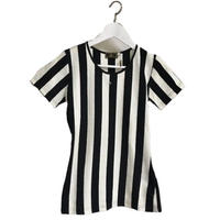 FENDI stripe design tops