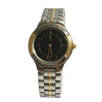 YSL gold logo Watch