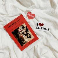 LONDON journey book