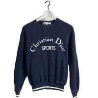 Dior logo sweat navy