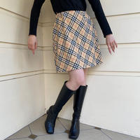 burberry check medium skirt(No.4346)