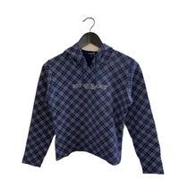 Burberry check design hoodie (No.3600)