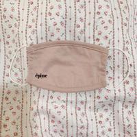 épine logo mask dasty pink