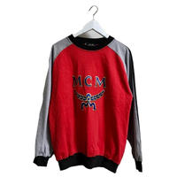 MCM big logo sweat
