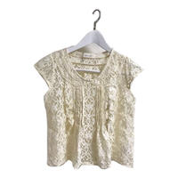 all lace design tops