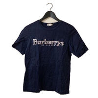 Burberry logo embroidery check design tee(No.2911)