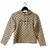 Burberry  check design hoodie(No.3302)