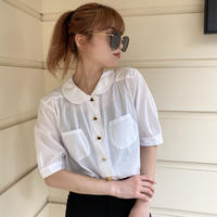 YSL stripe shirt (No.4521)