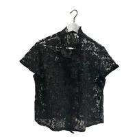 frill lace design blouse