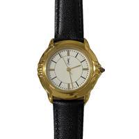 YSL gold frame watch (No.4617)