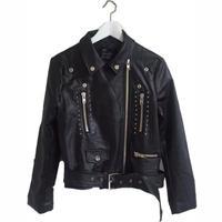 studs design riders jacket