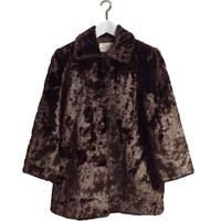 【スペシャルプライス】blown fur coat