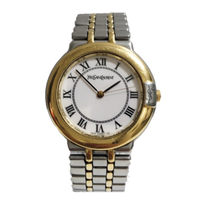 Yves Saint Laurent Watch white