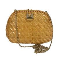 courreges  basket chain bag