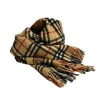 BURBERRY check stole