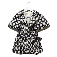arm flare flower jacket