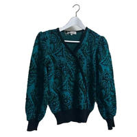 Dior mosgreen design knit