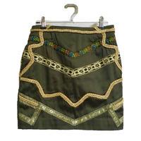 cord design skirt