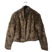 fur coat mix blown
